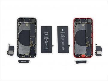 64GB版蘋果iPhone SE 2物料成本曝光:約為1500元