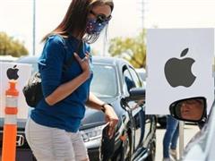 蘋果本周將在美國重開約 100 家 Apple Store 門店:提供口罩