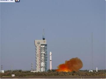 我国试验六号 02 星发射成功 !