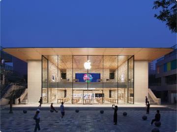 【果粉圈】全新 Apple 三里屯零售店開業探營體驗:老朋友,新朋友(組圖)