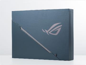 【IT之家開箱】雙屏加持的輕薄旗艦游戲本,ROG 冰刃雙屏開箱圖賞