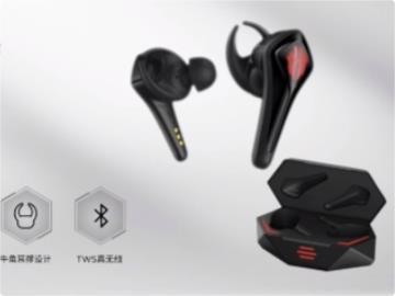 紅魔TWS游戲藍牙耳機發布,延遲低至39ms