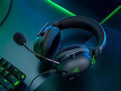 雷蛇推出旋風黑鯊 V2/V2X 游戲耳機,約 698/419 元