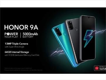榮耀9A/9S在印度上市:不支持谷歌服務,售價930元/610元