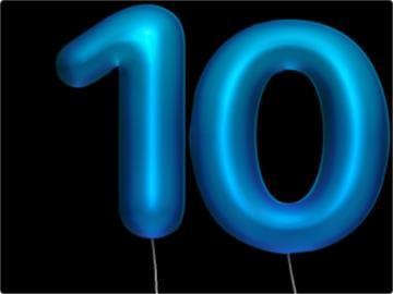 "Apple Store App 10周年彩蛋:搜索框輸入""10 Years""有驚喜"