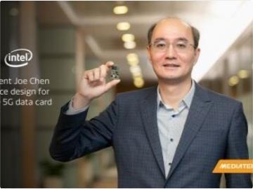 联发科Intel 5G PC成功完成独立组网通话