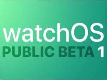 蘋果 watchOS 7 首個公測版發布