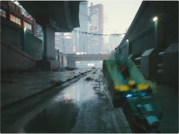 《賽博朋克 2077》新實機演示:詳解三種出身,展示兵器
