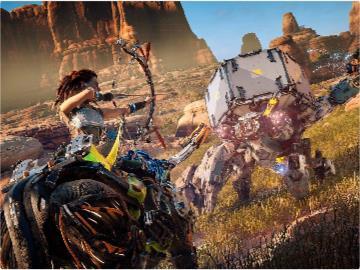 外媒:《地平線:黎明時分》PC版4K分辨率下屏幕空間反射有Bug