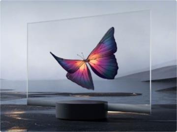 雷軍談為什么要做透明電視:想做蝴蝶效應里最先抖動的那對翅膀