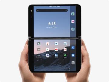 微軟 Surface Duo 預裝 35 款應用程序:含谷歌 GMS Core、Office