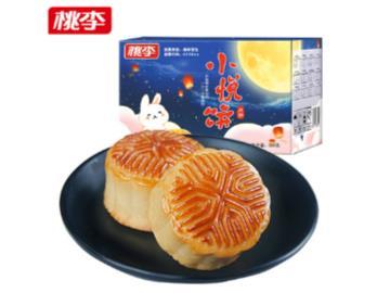月餅大戰:桃李小月餅20塊19.9元新低(京東29.8元)