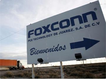 迫于時勢,富士康、立訊精密與和碩或計劃于墨西哥開設新工廠