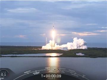 自动飞行安全系统立功!SpaceX发射51年来首颗南向火箭