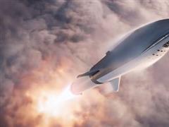 """马斯克:SpaceX将开发""""超级重型""""火箭助推器,为火星之旅提供动力"""