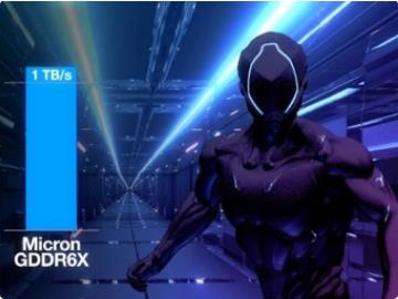 美光揭秘 RTX 30 系列 GDDR6X 显存:速度更快,功耗更低