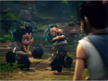次世代速度:《柯娜:灵魂之桥》在 PS5 上启动只需两秒钟