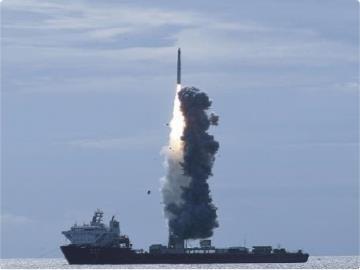 搭载B站卫星的火箭在海上发射,马斯克曾称:这是飞船和火箭的未来