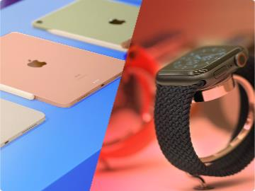 【视频】苹果iPad Air 4/Apple Watch Series 6现场上手体验