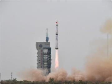 我国海洋二号 C 卫星成功发射 !