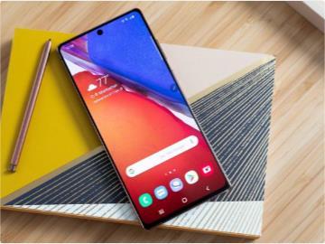 三星 Galaxy Note 20 Ultra 更新:支持中国移动智能短信,提升相机性能