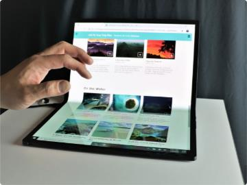 供應鏈:英特爾仍在推進折疊屏筆記本電腦研發,有望年底推出
