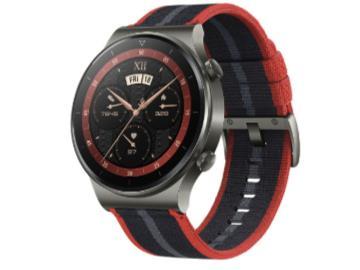 華為 Watch GT 2 Pro 新年款明天開售:藍寶石玻璃/鈦金屬表框,2388 元