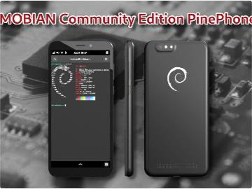 基于 Linux Debian 的智能手机发布,可连接鼠标、键盘、显示器