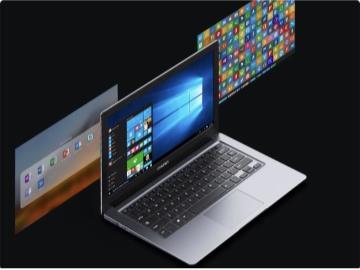 驰为发布 HeroBook Pro+ 笔记本:13 英寸 3K 屏,约 1700 元