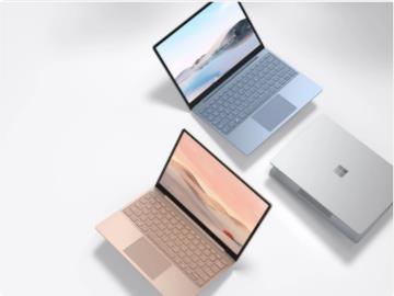 5639 元至 9857 元,微軟印度 Surface Laptop Go 筆記本電腦上市