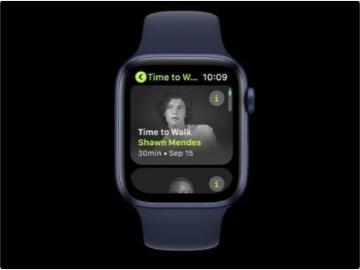 """蘋果 Fitness+ Apple Watch""""去散步""""即將推出,并配有特別嘉賓音頻故事"""