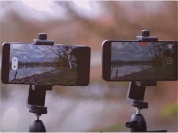 三星 S21 Ultra 對比蘋果 iPhone 12 Pro Max 相機評測視頻