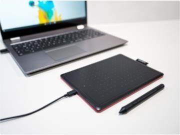 Wacom 數位板已在 Chromebook 上可用