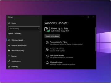 微軟官方首次承認 Win10 21H1 更新:硬件兼容性沒有任何變化