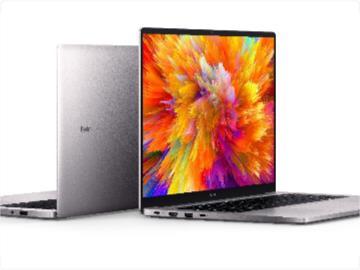 RedmiBook Pro 14/15 官方图赏:最高 3.2K 90Hz 屏,售价 4499/4999 元起
