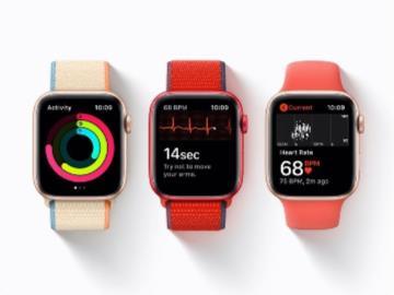 蘋果資助研究發現:Apple Watch 和 iPhone 可遠程評估心血管患者的虛弱程度