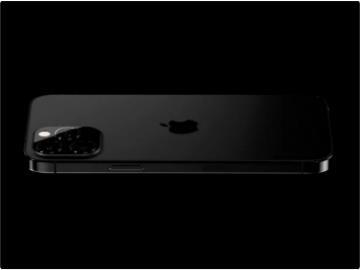 消息稱蘋果 iPhone 13 Pro 有磨砂黑版本,不銹鋼邊框有防指紋涂層