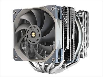 利民發布 FC140 冰封統領風冷散熱器:回流焊工藝,299 元