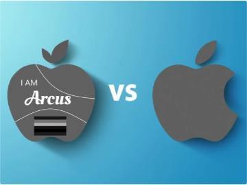 蘋果稱一礦泉水公司所申請 Logo 跟自家的太像,反對其注冊