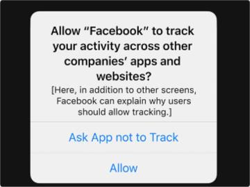 廣告機構:約有 68 % 的蘋果 iPhone 用戶選擇禁止 App 跟蹤隱私