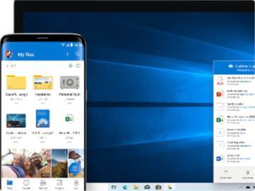 微軟 OneDrive iOS 與 Android 版更新:已可從 iOS 文件 App 中同步