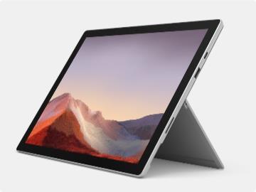 微软 Surface Pro 7 四月固件更新:优化前后摄像头体验,减少耗电