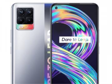 Realme 8 5G 跑分曝光:搭载天玑 700 SoC