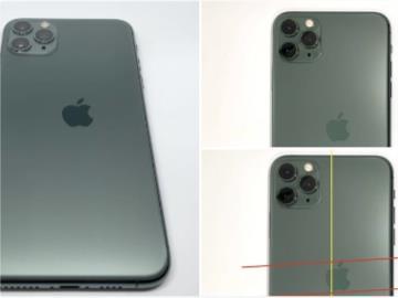 罕見 iPhone 11 Pro 錯版曝光:背面 Logo 印歪,2700 美元售出