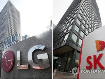 韓國 SK 同意向 LG 支付 117 億元賠償金,兩年電池商業秘密糾紛畫上句號