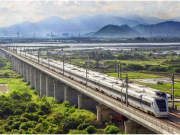 廈深高鐵達速至 250 公里 / 時運行,首次推出計次票和定期票