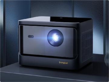 當貝 X3 激光投影儀發布:3200 流明亮度 MEMC 運動補償,5799 元