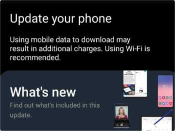 三星 Galaxy S20 FE 5G 發布 4 月安全補丁更新,將修復觸控問題