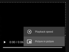 谷歌 Chrome 瀏覽器的默認播放器將支持調節播放速度