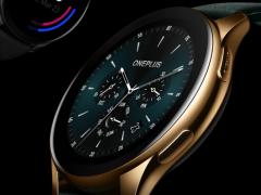 一加手表 OnePlus Watch 钴合金限定版:手工抛光打磨,5 月 17 日开售